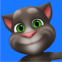 youtube(ютуб) канал Talking Tom