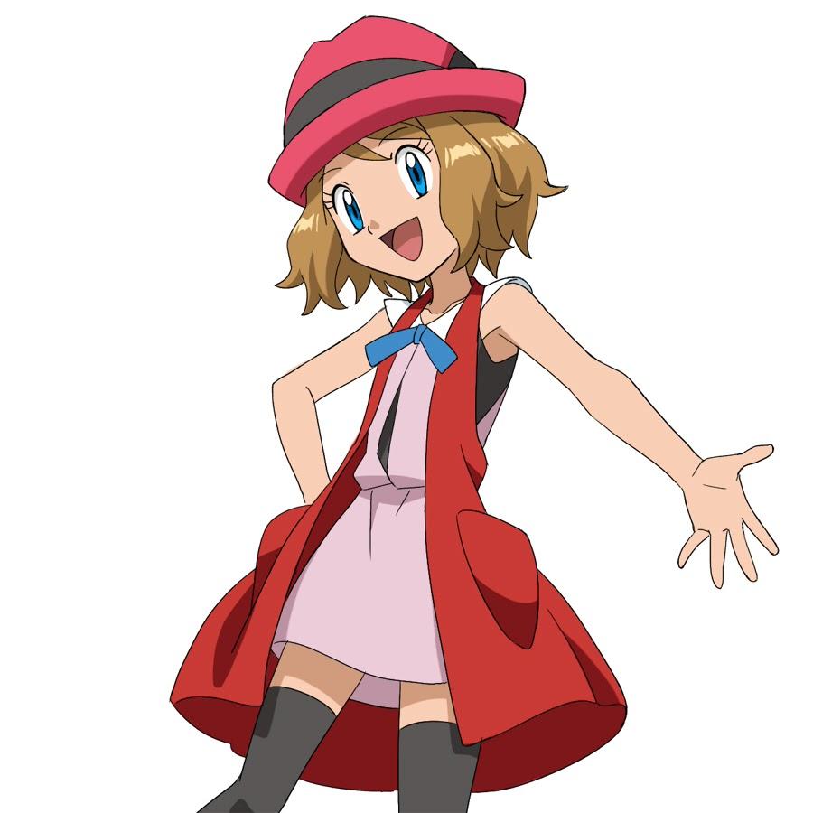 Serena Pokemon - YouTube