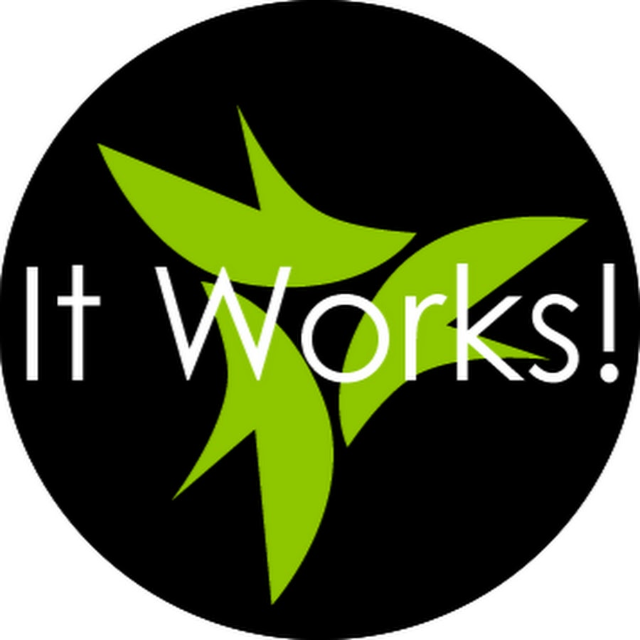 Siah le wrap it works youtube for It works global photos