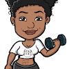 Afro Girl Fitness