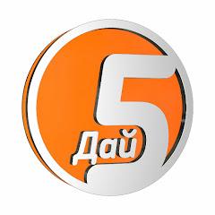 Рейтинг youtube(ютюб) канала DaiFiveTop