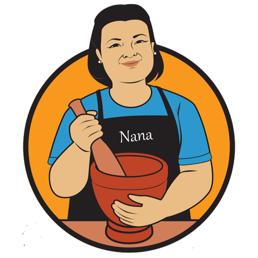 Cooking with Nana