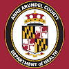 Anne Arundel County Department of Health, Maryland