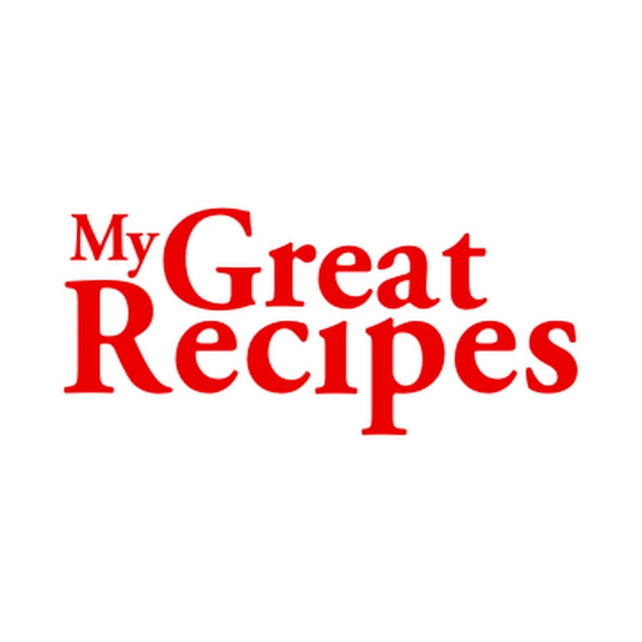 MyGreatRecipes - YouTube