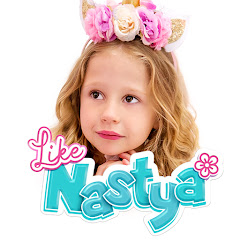 Like Nastya's channel picture