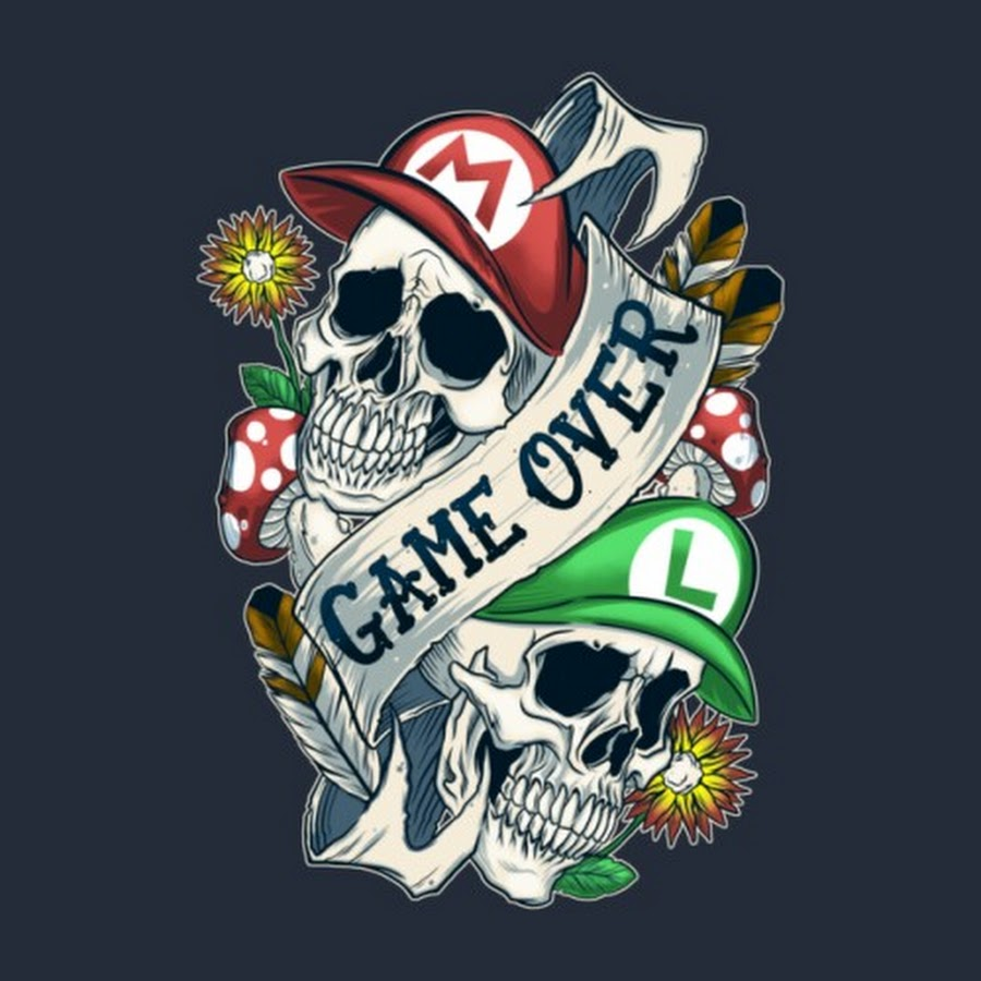 17 Best Images About Movie Tv Game Tattoos On Pinterest: Skull Games_Corp