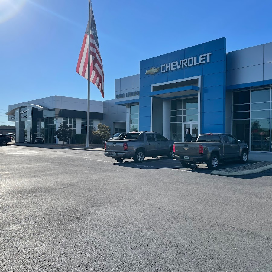 Search New Don Ledford Automotive In Cleveland Tn