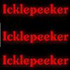 Ickle peeker