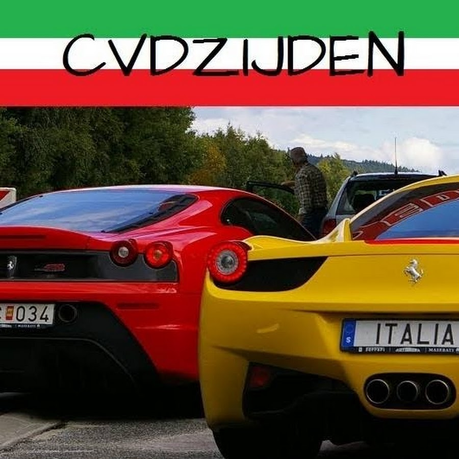 Cvdzijden Supercar Videos Youtube