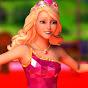 Barbie Princess Charm School In English 2011
