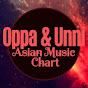 ~oppa & unni~ asian music chart