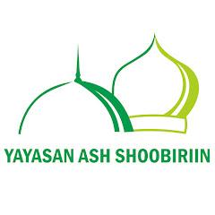 Masjid Ash-Shoobiriin Rungkut Surabaya Channel