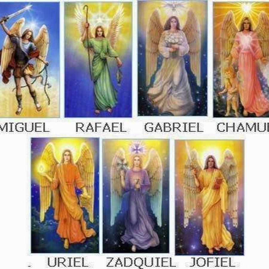 The Seven Archangels  Faith Warriors