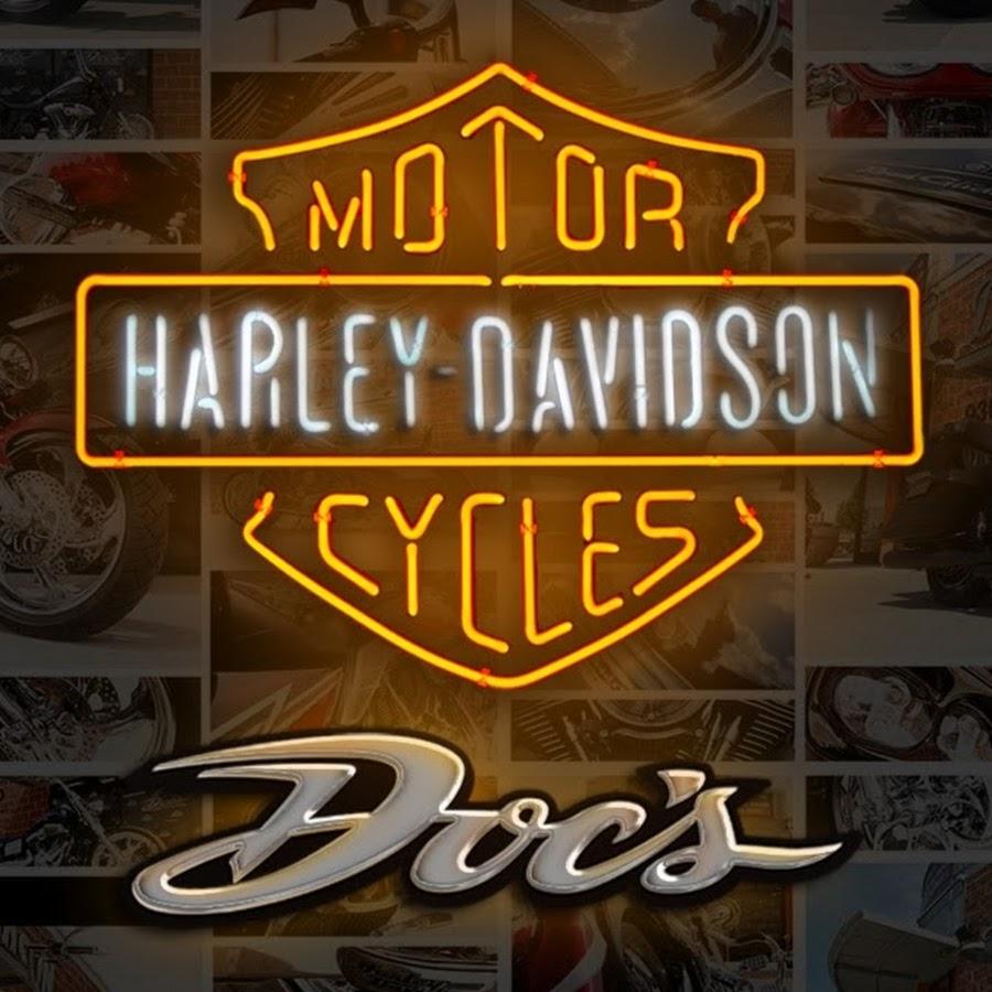 doc's harley-davidson - youtube