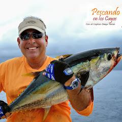 Pescando en los Cayos