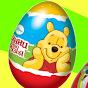 Огромное яйцо Киндер Сюрприз с сюрпризом открываем