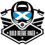 Auld Reekie Biker