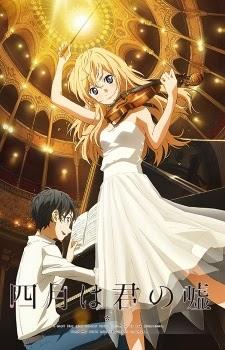 Shigatsu wa Kimi no Uso -Tháng tư là là nói dối của Em - Anime Shigatsu wa Kimi no Uso VietSub