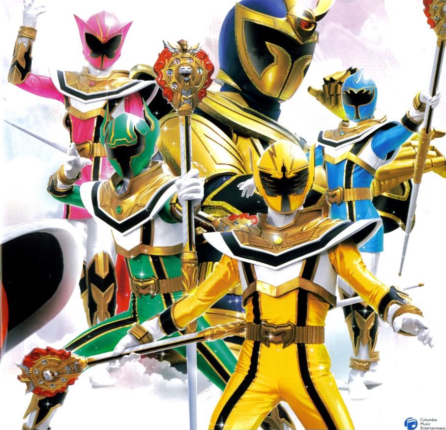 Xem Anime Siêu Nhân Phép Thuật - Mahou Sentai Magiranger VietSub