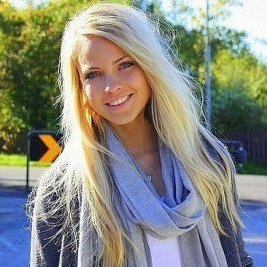 Блондинки девушки очень красивые