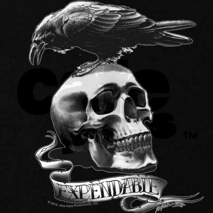 Expendables Tattoo Wallpaper Expendable Tattoo Drawing By: The Expendables