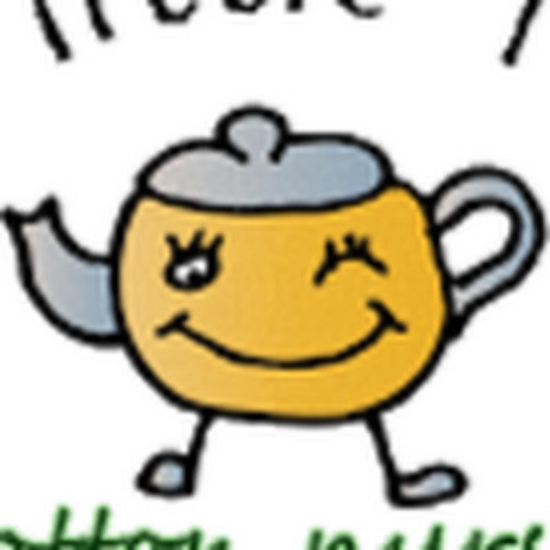 I'm a Little Teapot (Organic Cotton Nursery Bedding)