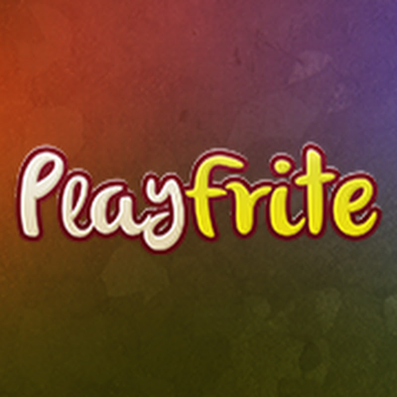 youtubeur Playfrite