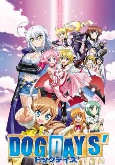 Xem Anime Anh Hùng Bất Đắc Dĩ 2 -Dog Days SS2 - Dog Days Season 2 VietSub