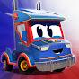 Město Aut - Náklaďák Animáky Pro Děti