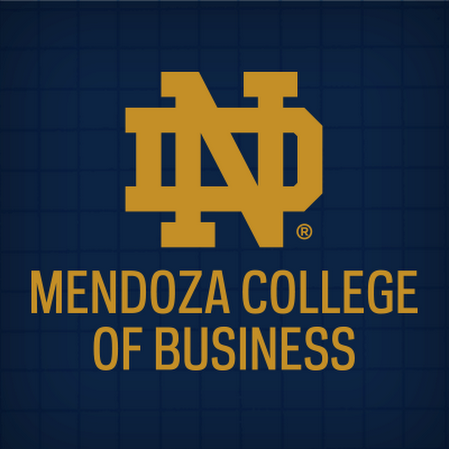 notre dame mendoza mba essays Mendoza notre dame full-time mba statement of purpose: please share your  short term professional goals what role does a notre dame mba play in helping .