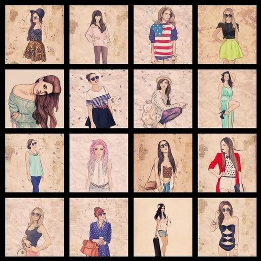 картинки для лд для девочек 12 лет