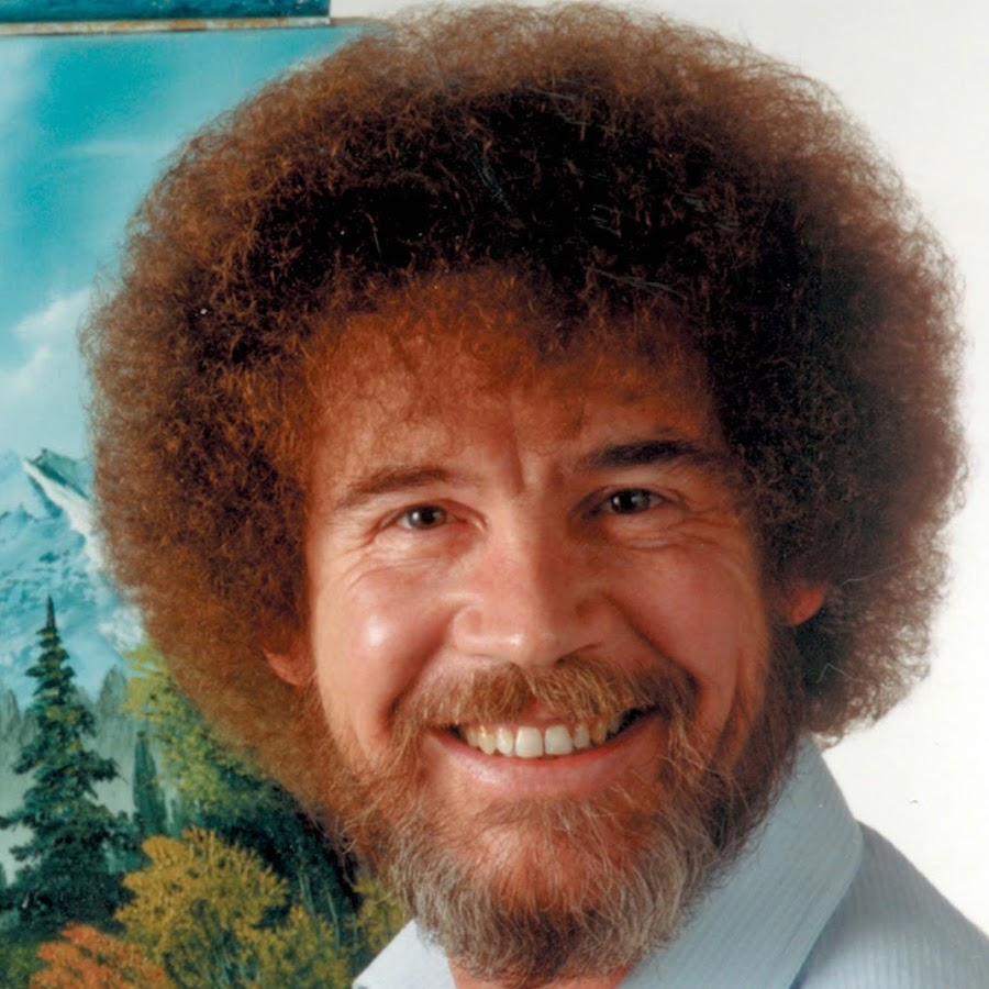Bob Ross Youtube