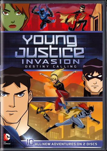 Liên Minh Công Lý Trẻ Phần 2 -Young Justice Season 2