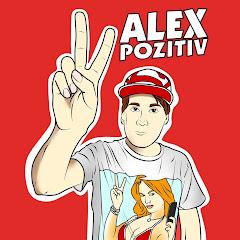 Рейтинг youtube(ютюб) канала AlexPozitiv
