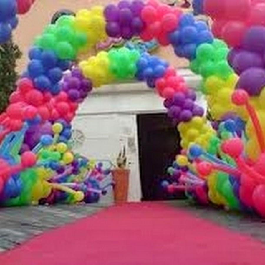 Curso de decoracion con globos youtube - Curso decoracion con globos ...