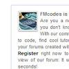 TheFmcodes