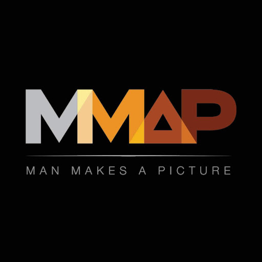 Man Makes a Picture