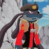 Wayne the Mega RED Sniper Lucario