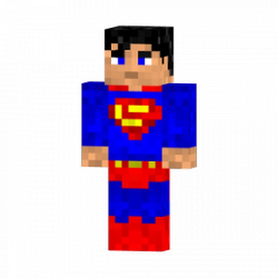 Скины для minecraft со знаком супермена