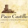 Guitarras Paco Castillo