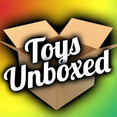 Toys Unboxed (Win Free Toys)