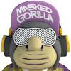 Masked Gorilla