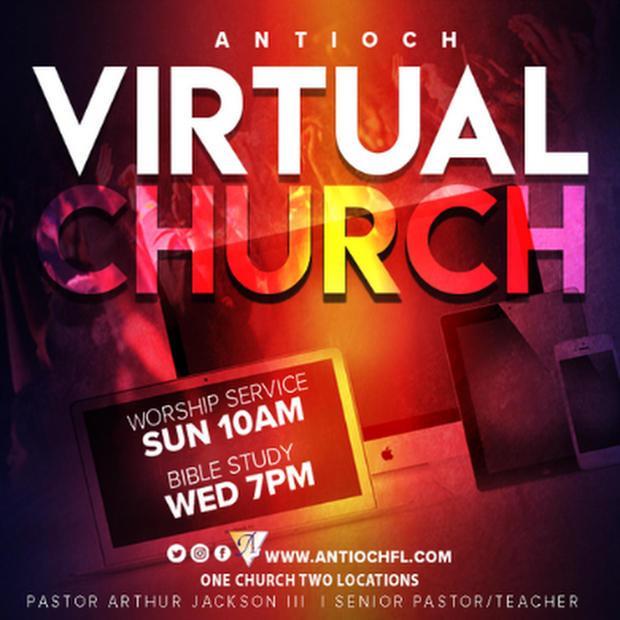 Antioch Missionary Baptist Church Of Miami Gardens Youtube