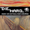 Die Hard Classic Rock and Heavy Metal Collectibles