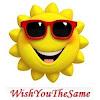 WishYouTheSame.com