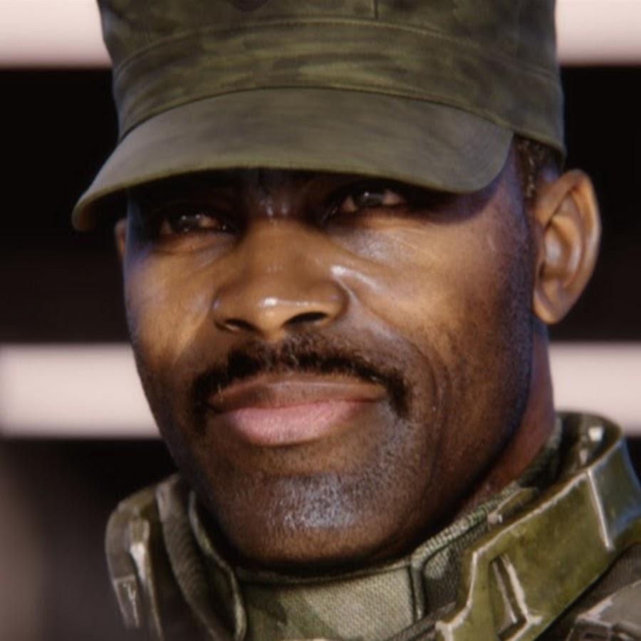 Sergeant Major Avery Johnson