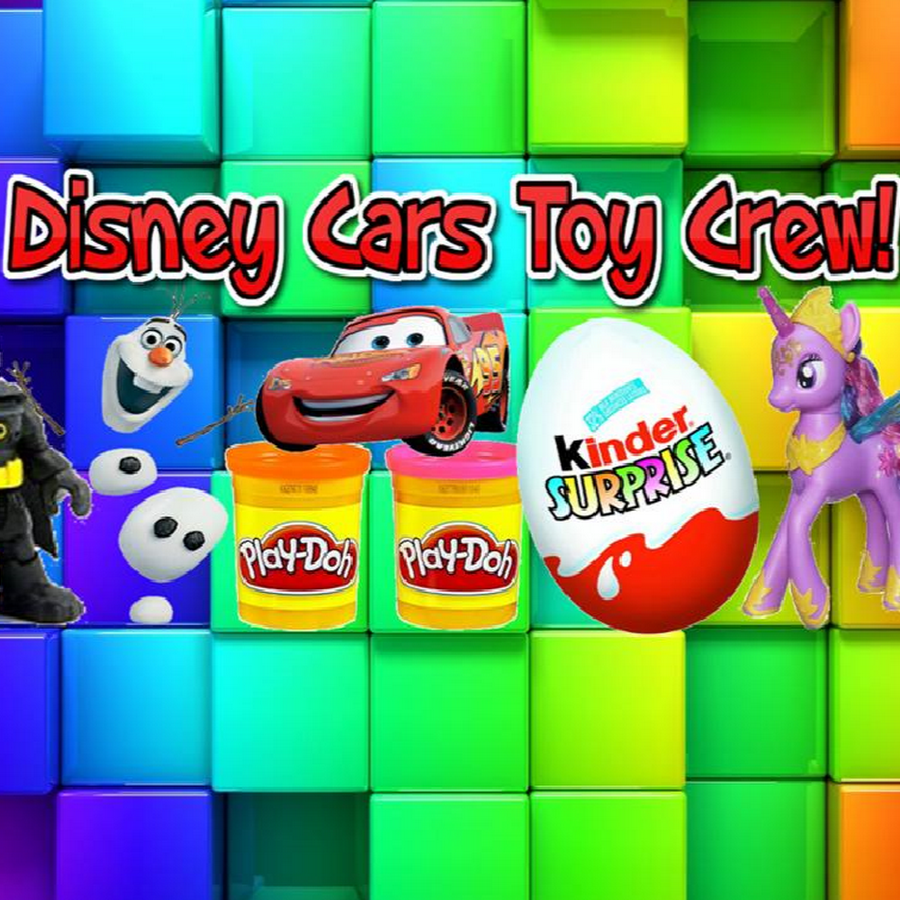 Disney Cars Toy Crew DCT