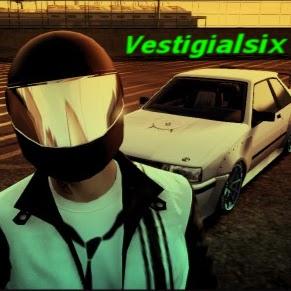vestigial six