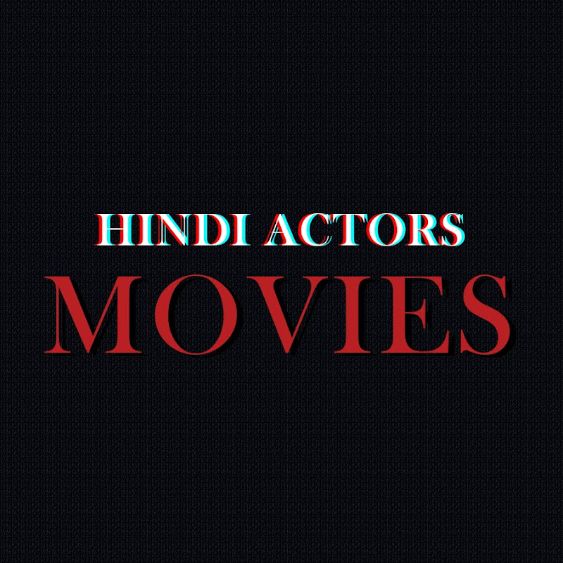 Hindi Actor Movies