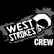 West strokes